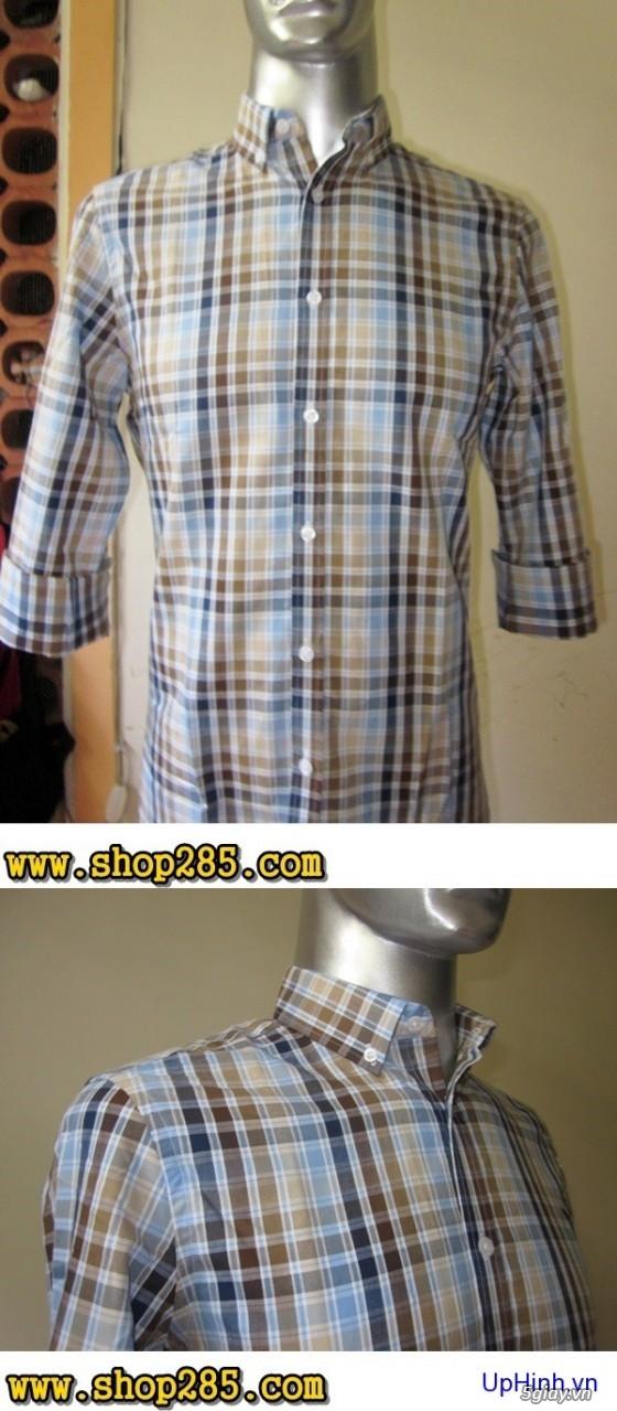 Áo thun Hollister VNXK,áo thun SuperDry VNXK ,áo A&F VNXK ,áo thun cổ tim thun láng - 34