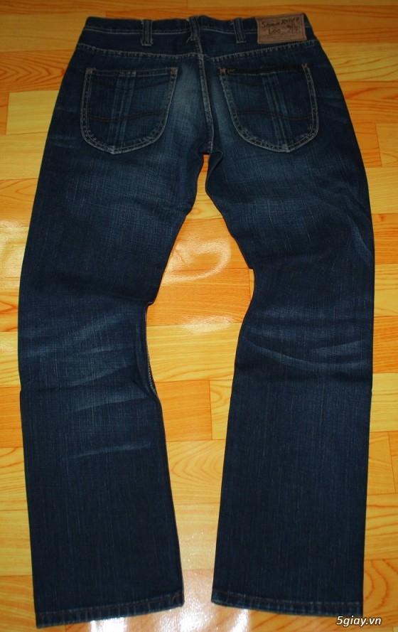 [2ndFashion] chuyên quần Jeans Authentic Levi's, CK, Diesel, Uniqlo, H&M, D&G, Evisu, - 24