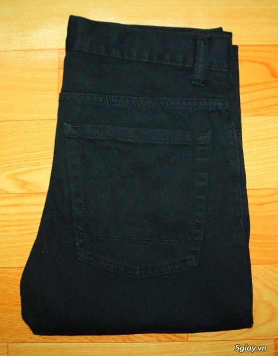 [2ndFashion] chuyên quần Jeans Authentic Levi's, CK, Diesel, Uniqlo, H&M, D&G, Evisu, - 15