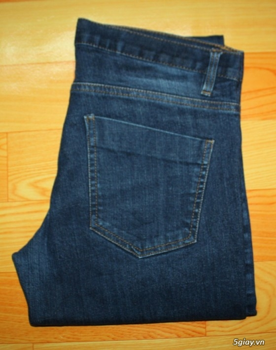[2ndFashion] chuyên quần Jeans Authentic Levi's, CK, Diesel, Uniqlo, H&M, D&G, Evisu, - 8