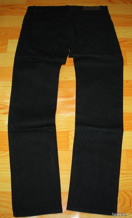 [2ndFashion] chuyên quần Jeans Authentic Levi's, CK, Diesel, Uniqlo, H&M, D&G, Evisu, - 1