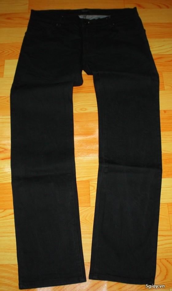 [2ndFashion] chuyên quần Jeans Authentic Levi's, CK, Diesel, Uniqlo, H&M, D&G, Evisu,