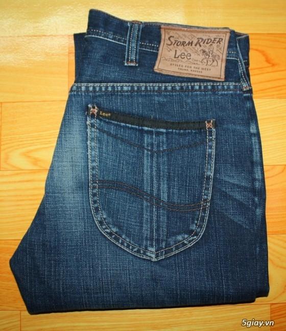 [2ndFashion] chuyên quần Jeans Authentic Levi's, CK, Diesel, Uniqlo, H&M, D&G, Evisu, - 26