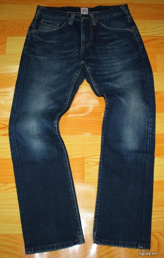 [2ndFashion] chuyên quần Jeans Authentic Levi's, CK, Diesel, Uniqlo, H&M, D&G, Evisu, - 23