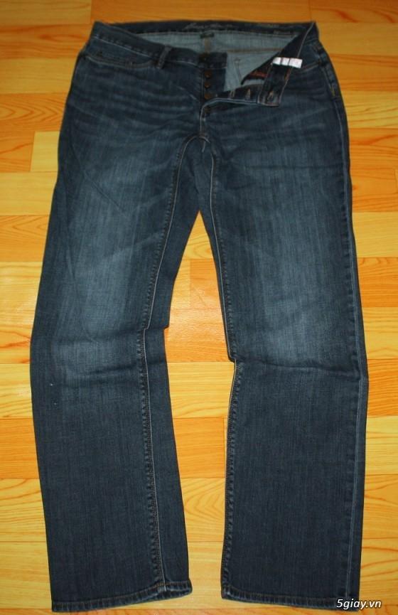 [2ndFashion] chuyên quần Jeans Authentic Levi's, CK, Diesel, Uniqlo, H&M, D&G, Evisu, - 13