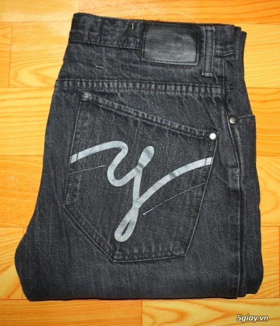 [2ndFashion] chuyên quần Jeans Authentic Levi's, CK, Diesel, Uniqlo, H&M, D&G, Evisu, - 19