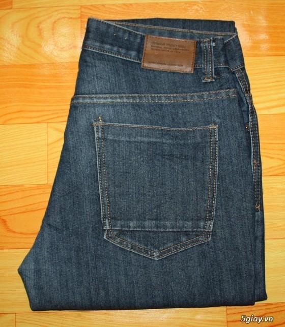 [2ndFashion] chuyên quần Jeans Authentic Levi's, CK, Diesel, Uniqlo, H&M, D&G, Evisu, - 7