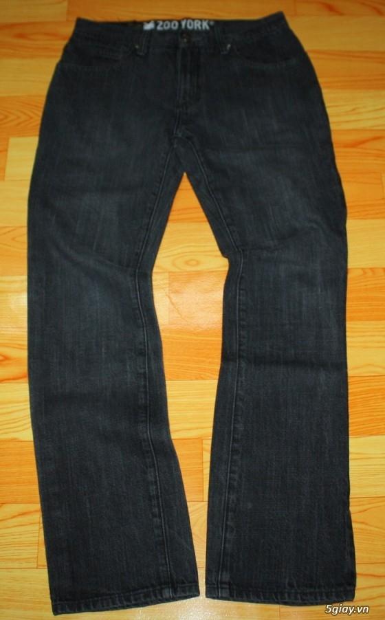 [2ndFashion] chuyên quần Jeans Authentic Levi's, CK, Diesel, Uniqlo, H&M, D&G, Evisu, - 16