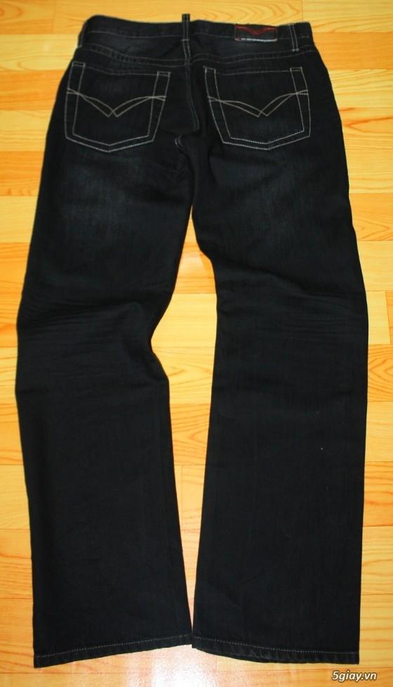 [2ndFashion] chuyên quần Jeans Authentic Levi's, CK, Diesel, Uniqlo, H&M, D&G, Evisu, - 17