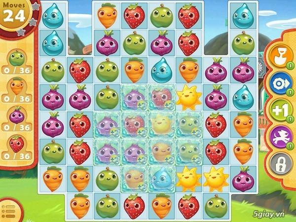 Game - 5 trò chơi tuyệt vời để thay thế Candy Crush Saga | Congnghe.