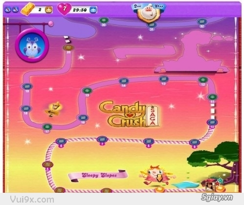 Game - Candy Crush Saga dreamworld cho Android | Congnghe.