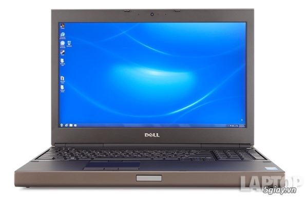 Dell Precision M4800: Laptop siêu bền - 8740
