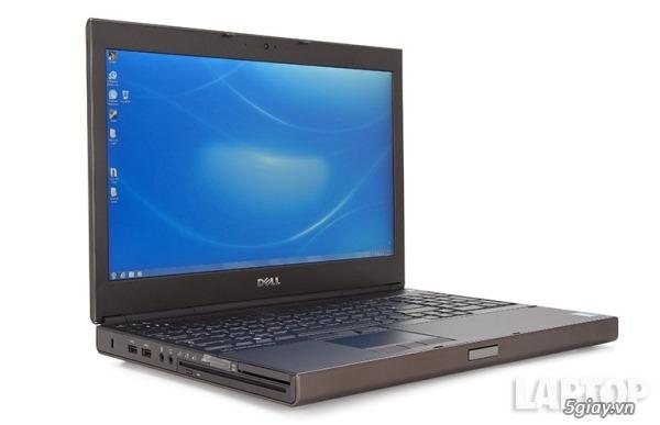 Dell Precision M4800: Laptop siêu bền - 8743