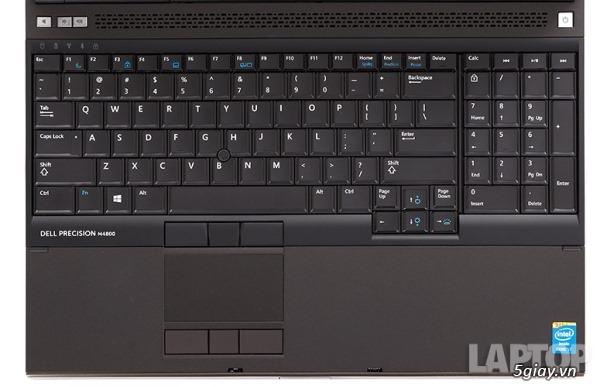 Dell Precision M4800: Laptop siêu bền - 8744