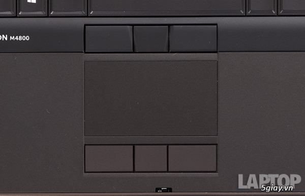 Dell Precision M4800: Laptop siêu bền - 8745