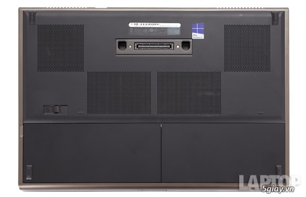 Dell Precision M4800: Laptop siêu bền - 8750