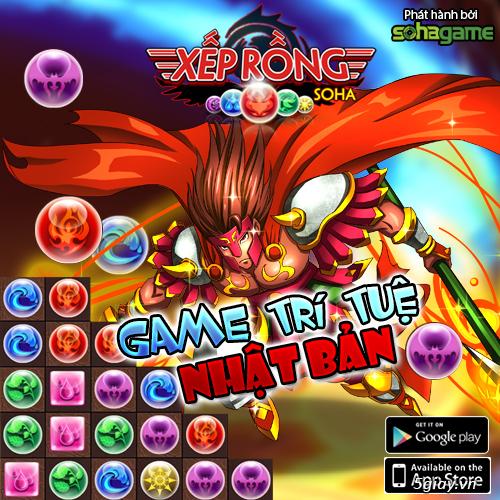 Ứng dụng - Game trí tuệ Nhật Bản đe dọa ngôi vương của Candy Crush ...