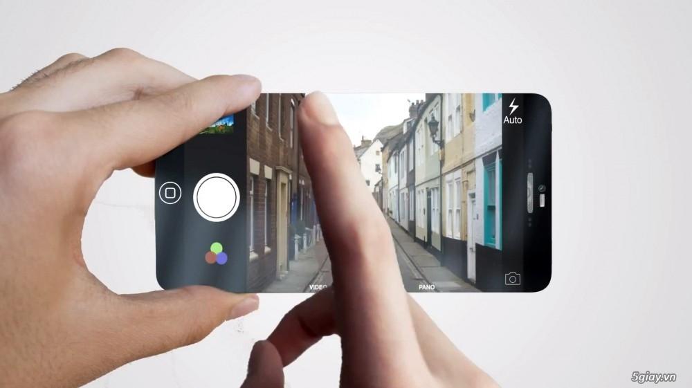 iPhone thế hệ mới sẽ có camera chống rung quang học OIS