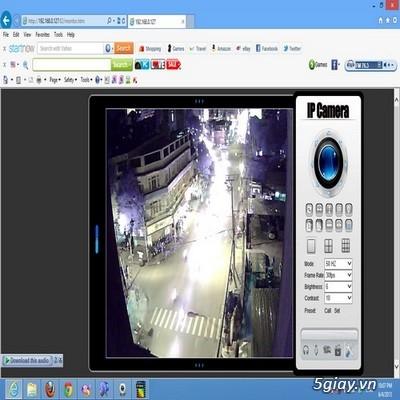 Camera Ip Wifi Quan Sát Qua Internet 24/24 - 19