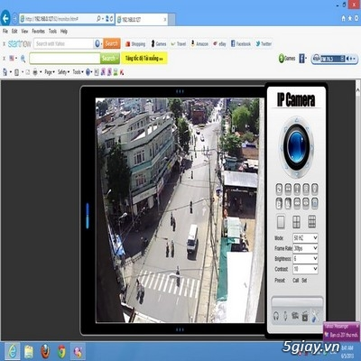 Camera Ip Wifi Quan Sát Qua Internet 24/24 - 18
