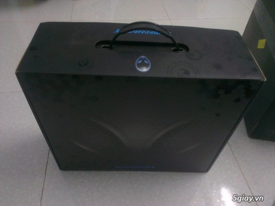 Dell Alienware M11x R3 core i7 2617MB/8GB/500GB  Giá cực rẻ | 5giay