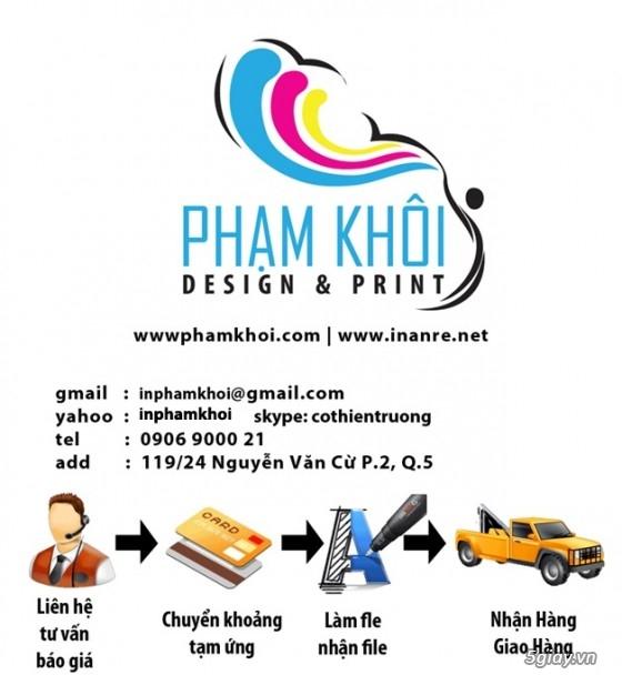 Phạm Khôi chuyên thiết kế in ấn Menu nhà hàng - 14