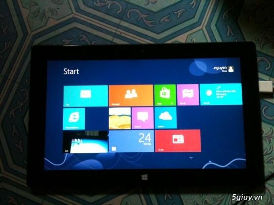 Bán Máy tính bảng Surface 32Gb RT