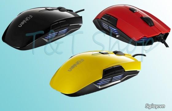 T&T Shop Chuyên Cung Cấp Mouse & Keyboard,Không Dây & Có Dây,Từ Trung Cấp Đến Cao Cấp - 15