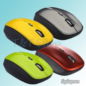 T&T Shop Chuyên Cung Cấp Mouse & Keyboard,Không Dây & Có Dây,Từ Trung Cấp Đến Cao Cấp - 20