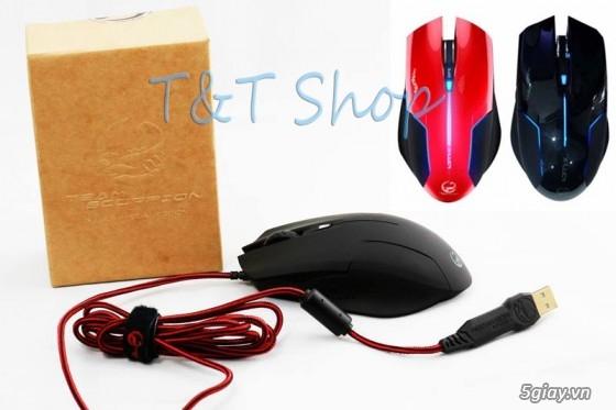 T&T Shop Chuyên Cung Cấp Mouse & Keyboard,Không Dây & Có Dây,Từ Trung Cấp Đến Cao Cấp - 10