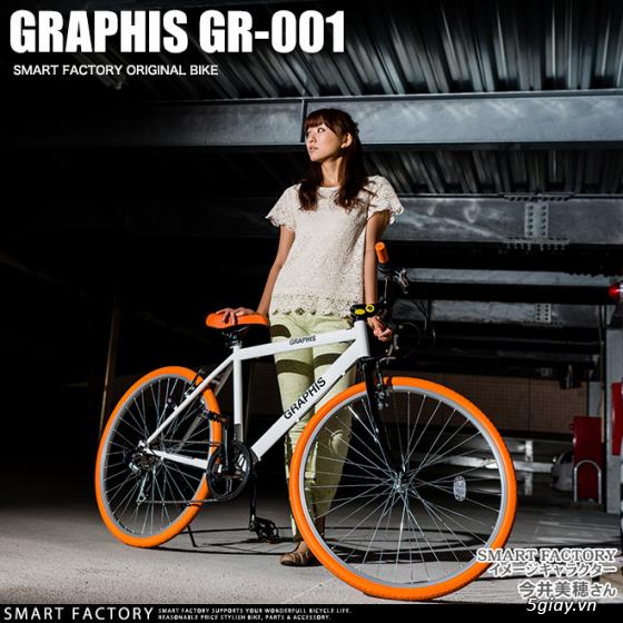 Xe đạp - Xe đạp thể thao chính hãng Nhật bản, nhập khẩu mới nguyên ...