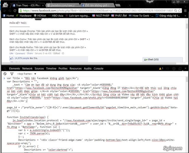 """Phần mềm - """"Vạch trần"""" vấn nạn tag tự động trên Facebook và cách ..."""