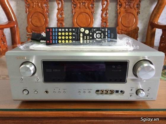 Chuyên bán :receiver-xem phim- denon -yamaha - pioneer-cdp- dvd-loa-sub:gía tốt - 24