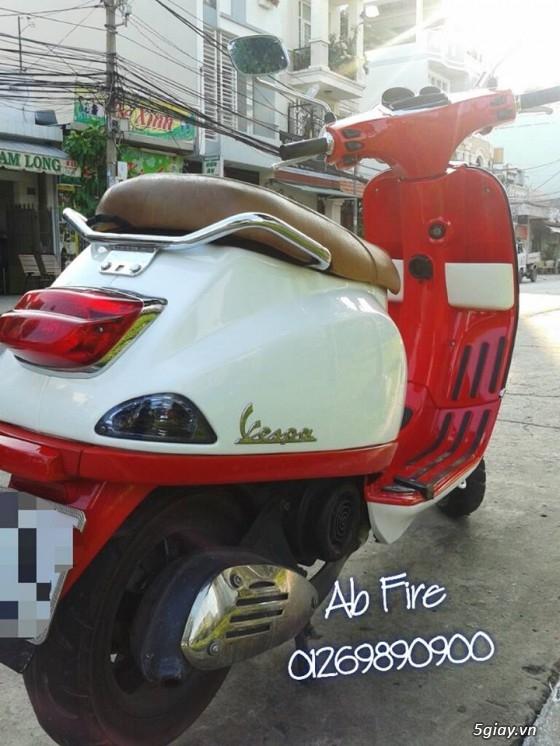 [Airbrush] Sơn xe giá rẻ - Sơn zin - Phối màu - Tem Đấu - Phong cách Airbrush !!! - 33