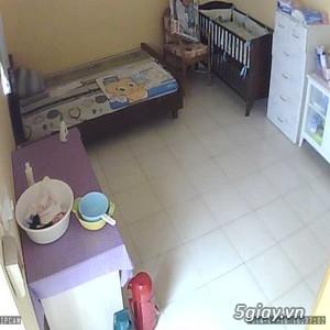 Camera Ip Wifi Quan Sát Qua Internet 24/24 - 6