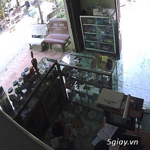 Camera Ip Wifi Quan Sát Qua Internet 24/24 - 4