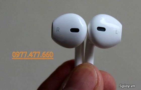 Chuyên bán IPhone 5 5S 5C..tai nghe iphone 5 5S phụ kiện iphone zin theo máy - 11
