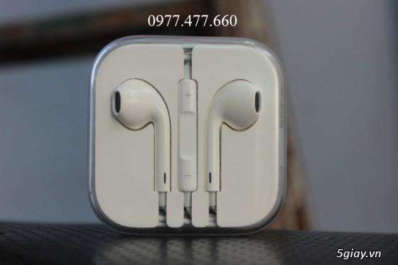 Chuyên bán IPhone 5 5S 5C..tai nghe iphone 5 5S phụ kiện iphone zin theo máy - 5