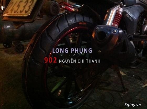 Long PhungVo xe khong ruot Chinh hang 100 HondaSuzukiYamahaSYMPiaggio - 33