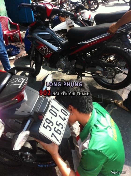Long PhungVo xe khong ruot Chinh hang 100 HondaSuzukiYamahaSYMPiaggio - 35