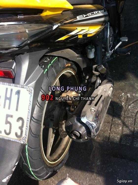 Long PhungVo xe khong ruot Chinh hang 100 HondaSuzukiYamahaSYMPiaggio - 37