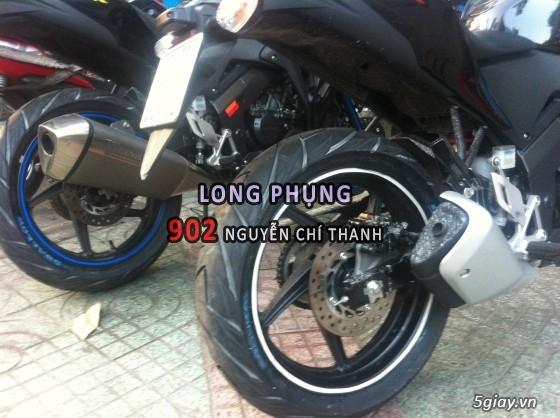 Long PhungVo xe khong ruot Chinh hang 100 HondaSuzukiYamahaSYMPiaggio - 34