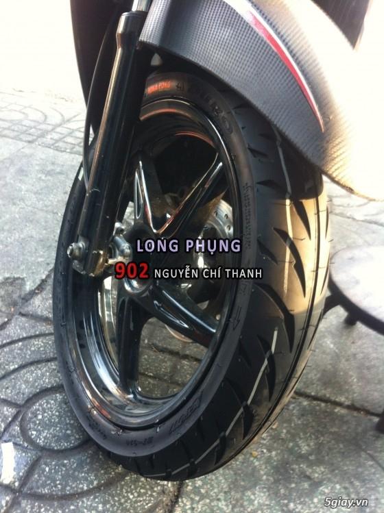 Long PhungVo xe khong ruot Chinh hang 100 HondaSuzukiYamahaSYMPiaggio - 36