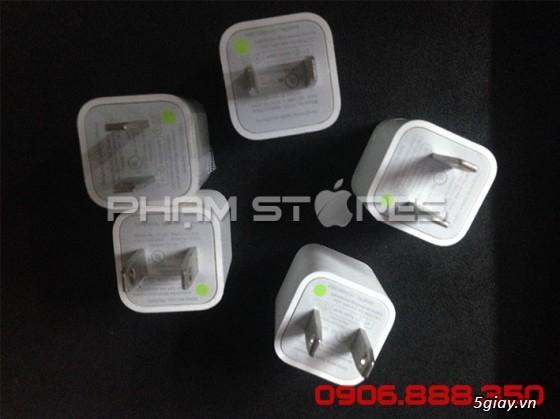 Phạm Stores- Mới về lô sạc, Cable Iphone hàng Mỹ U.S.A nhập khẩu 100%  zin bóc máy - 4