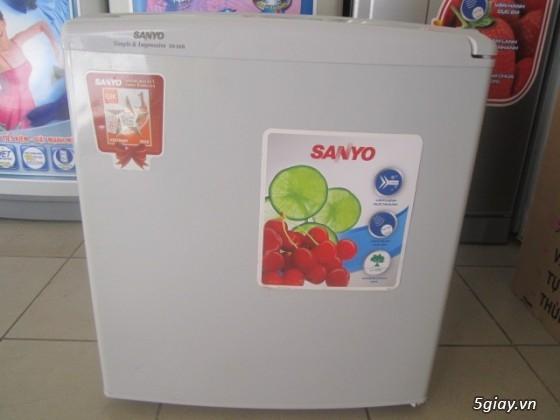 Bán tủ lạnh Sanyo 50 lít mới 98%