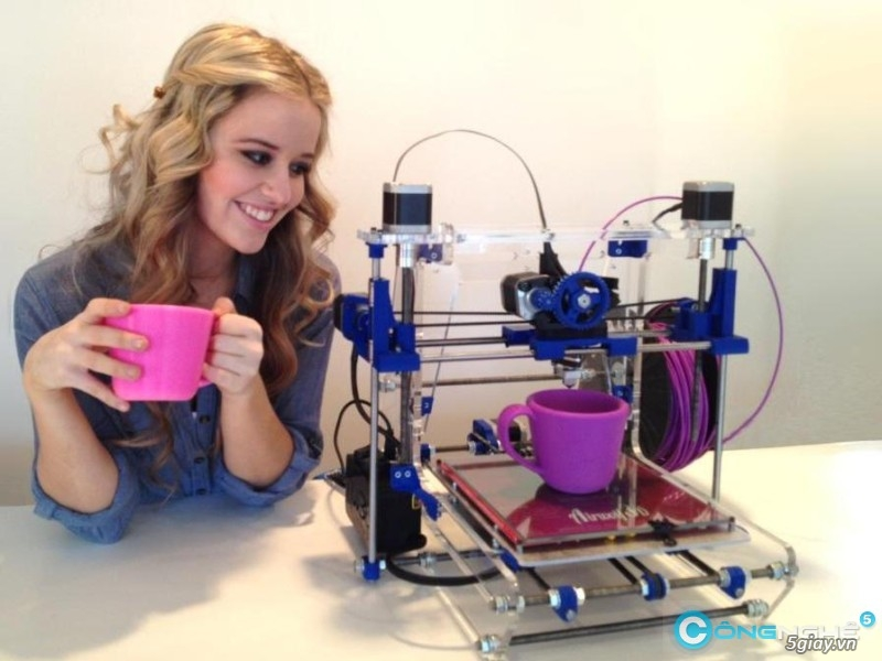 Công nghệ in 3D đã có mặt tại Việt Nam - 11114
