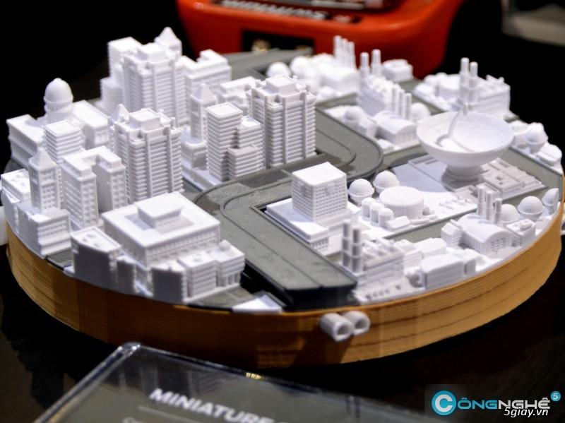 Công nghệ in 3D đã có mặt tại Việt Nam - 11116