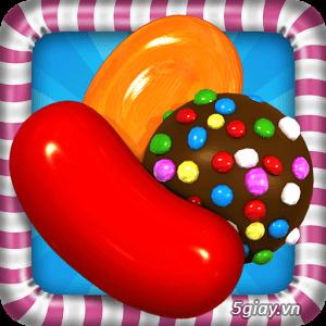 Game - Hack Candy Crush Saga trên iOS, mua đồ mà không tốn xu nào ...