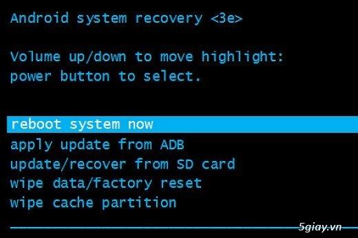 Thủ thuật - [Hướng dẫn] Mở khóa điện thoại Android khi quên mật ...