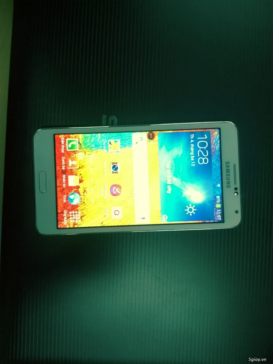 Samsung galaxy note 3 - 11457